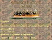 DXZone Atwater Kent Radios