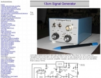 13cm Signal Generator
