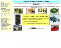 Crystal Receiver World