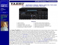 Yaesu FTDX5000 specifications