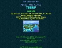 DXZone T88RF Palau