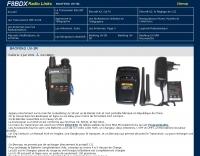 DXZone UV-3R review at F8BDX