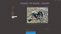 Signal to Noise - KQ2RP