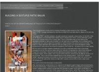 Building a sextuple ratio balun