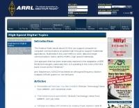DXZone ARRL High Speed Digital Topics