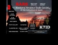 K7ID Kootenai amateur raido society