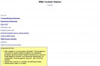 DXZone W8JI Contest Station
