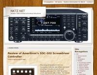 DXZone NK7Z Amateur Radio reviews and software setups