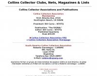 DXZone Collins Collectors