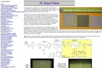 PC Board Filters