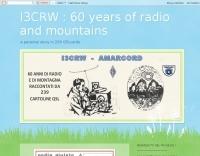 DXZone I3CRW  60 years of radio and mountains