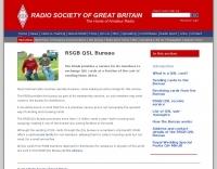 DXZone RSGB QSL Bureau