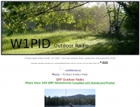 W1PID QRP Operations