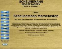 Scheunemann Morsetasten