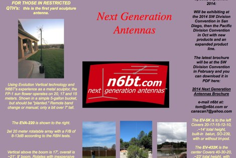 N6BT Antennas