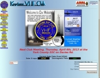 Keystone VHF Club of York, Pennsylvania, USA