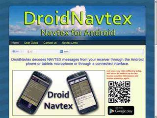 DXZone DroidNavtex