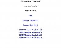 DXZone Straight Key Collection