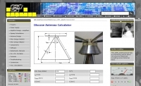 Discone Antenna Calculator