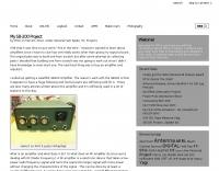 DXZone NT1K SB-200 Project