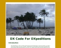 DXZone DX Code for DXpeditions