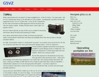 DXZone G5VZ 70 Mhz operations