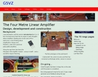 70 Mhz Linear Amplifier