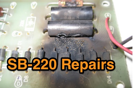 SB-220 Repairs and Modifications
