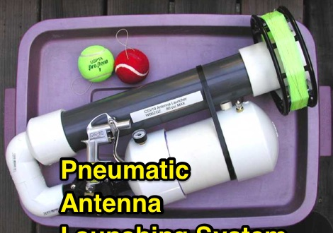 Build an Antenna Launcher