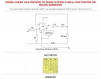 DXZone Build a Test Meter