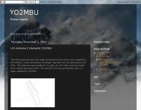 LFA Antenna for 40m by YO2MBU