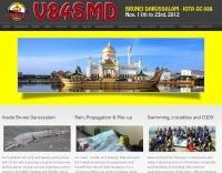 DXZone V84SMD Brunei Darussalam 2012