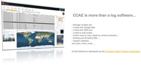 CCAE Software Log