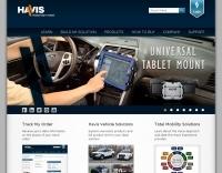 Havis Radio Mounts