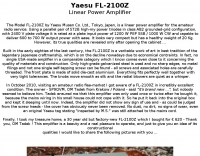 FL-2100Z review