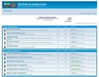 UK Radio Scanning Forum
