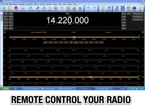How to remote your radio