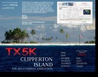 TX5K Clipperton Isl.
