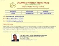 Amateur Radio Training Courses - UK