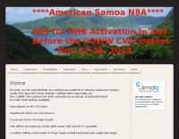 KH8 N6MW Amaerican Samoa