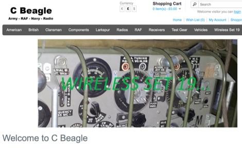 DXZone C Beagle Store