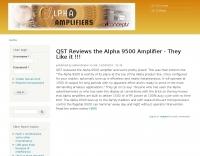 Alpha 9500 QST Review
