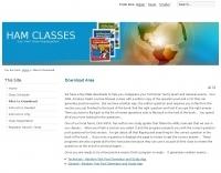 Ham Classes - Study Guide Software