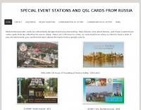 Special Event QSL Cards from Russia