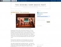 DXZone The Boring Ham Radio Part