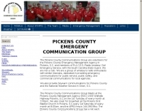WX4PG Pickens County Communications Group