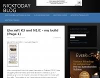 Elecraft K3 and N1IC