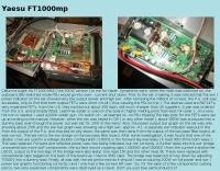 FT1000 Mk5 repairing