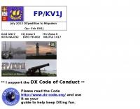 DXZone FP/KV1J