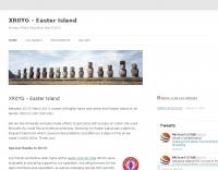XR0YG � Easter Island